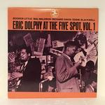 ERIC DOLPHY AT THE FIVE SPOT Vol.1