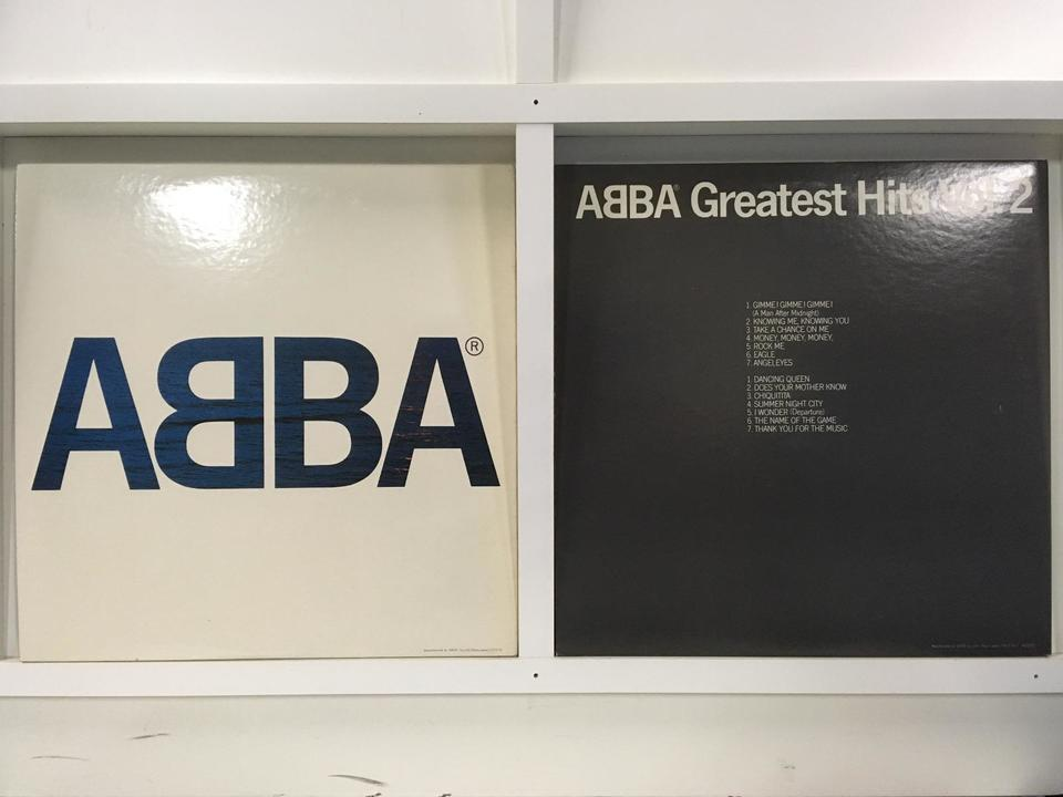 ABBA 4枚セット  画像