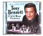 THE INCOMPARABLE/TONY BENNETT WITH THE COUNT BASIE ORCHESTRA