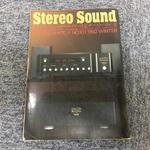 STEREO SOUND NO.101  1992 WINTER