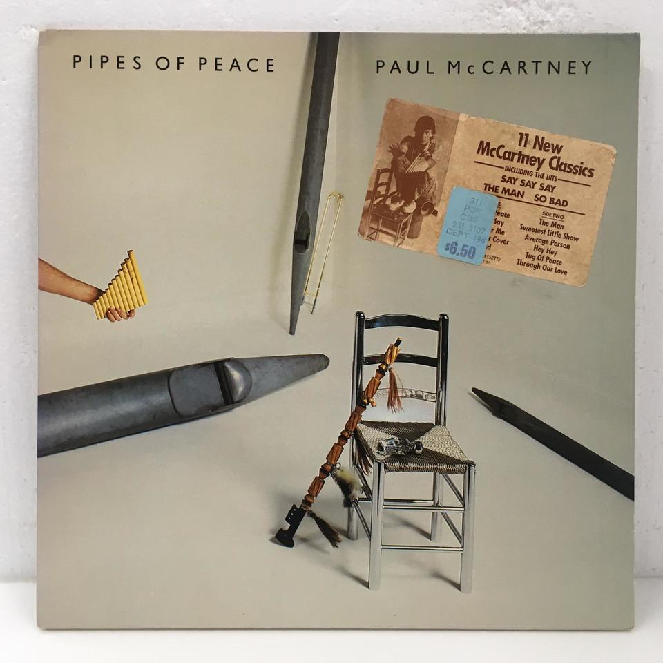 PIPES OF PEACE/PAUL McCARTNEY PAUL McCARTNEY 画像