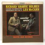 SOMETHIN SPECIAL/RICHARD GROOVE HOLMES