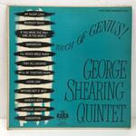 TOUCH OF GENIUS/GEORGE SHEARING QUINTET