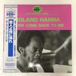 LOVER COME BACK TO ME/ROLAND HANNA