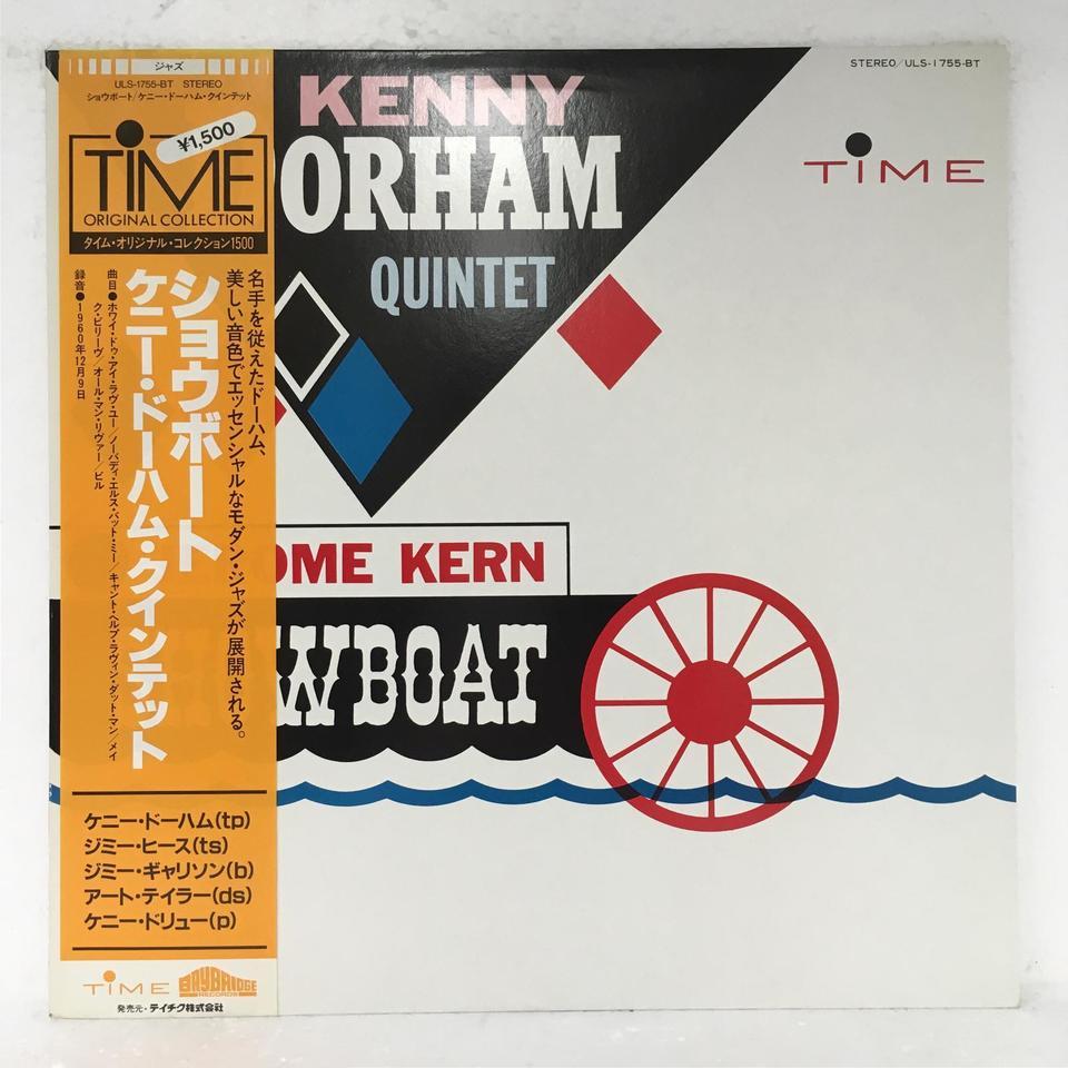 SHOWBOAT/KENNY DORHAM KENNY DORHAM 画像