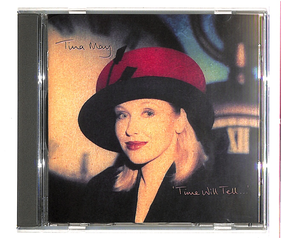 'TIME WILL TELL...'/TINA MAY TINA MAY 画像