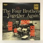 THE FOUR BROTHERS - TOGETHER AGAIN/ZOOT SIMS