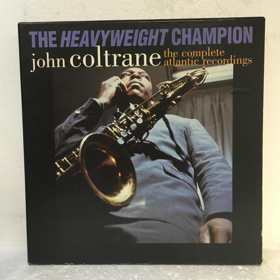 THE HEAVYWEIGHT CHAMPION JOHN COLTRANE JOHN COLTRANE 画像