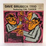 THE DAVE BRUBECK TRIO FEATURING CAL TJADER
