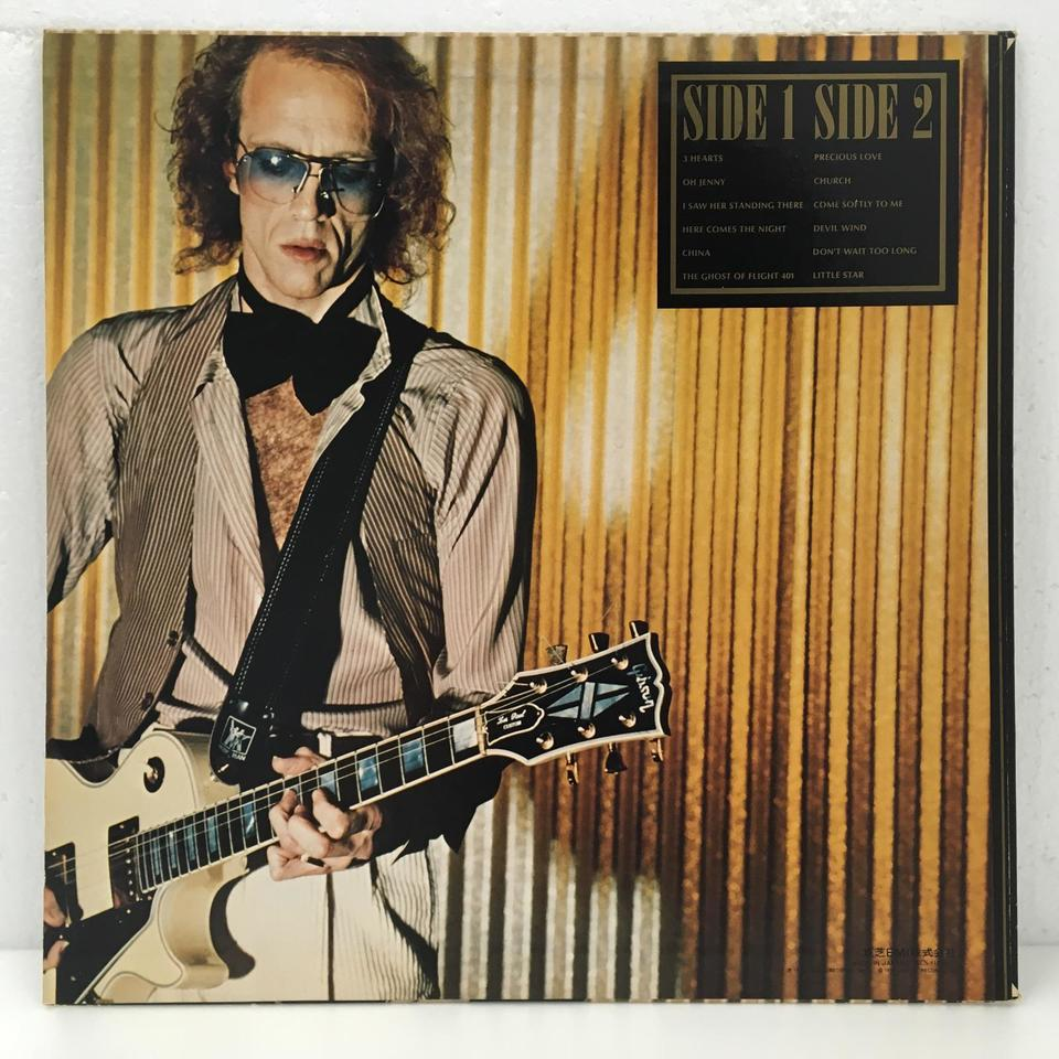 THREE HEARTS/BOB WELCH BOB WELCH 画像