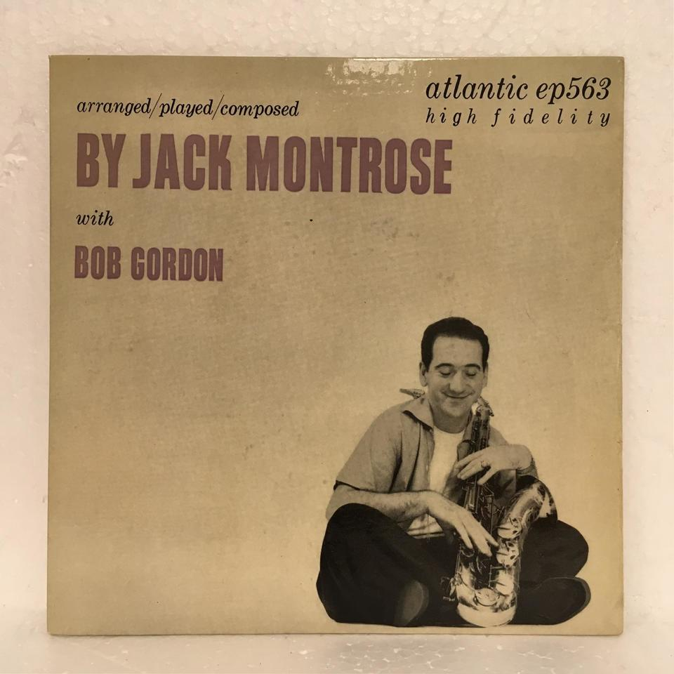 「A LITTLE DUET」「I'M GONNA MOVE TO THE OUTSKIRTS OF TOWN」/JACK MONTROSE  画像