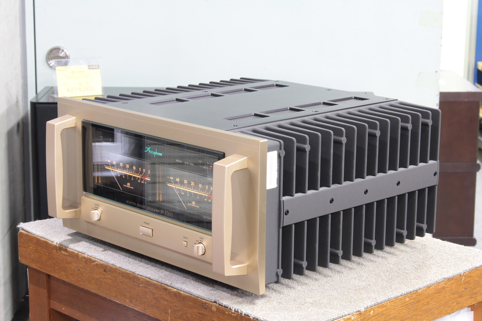 P-7300 Accuphase 画像
