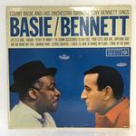 COUNT BASIE SWINGS/TONY BENNETT SINGS