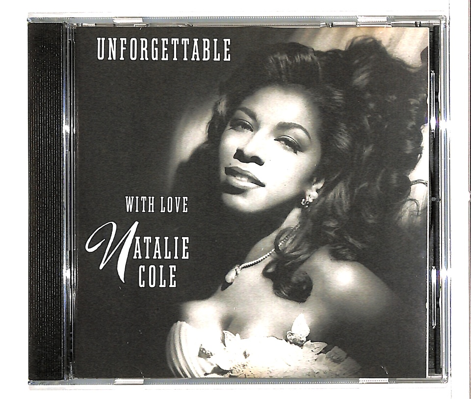 UNFORGETTABLE WITH LOVE/NATALIE COLE NATALIE COLE 画像