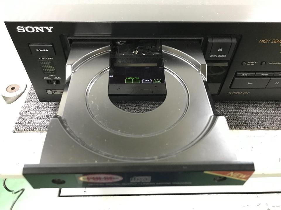 CDP-X33ES SONY 画像
