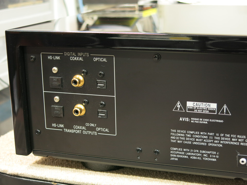DP-700 Accuphase 画像