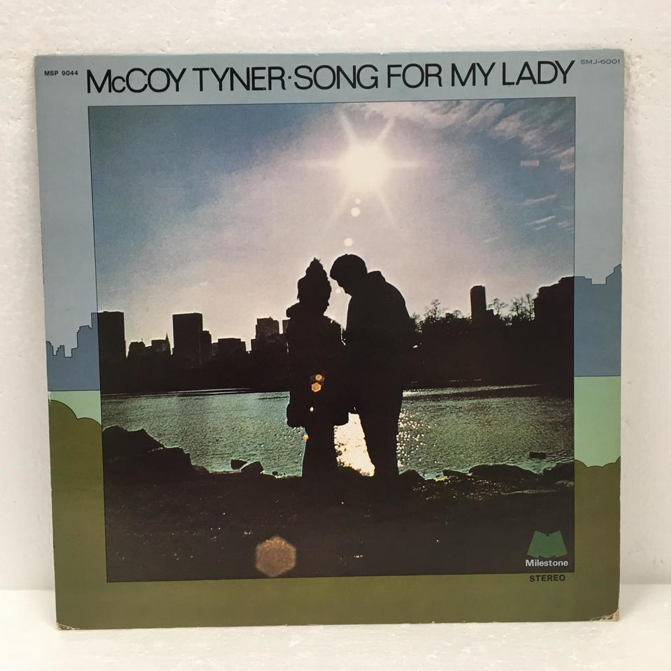 SONG FOR MY LADY/McCOY TYNER McCOY TYNER 画像