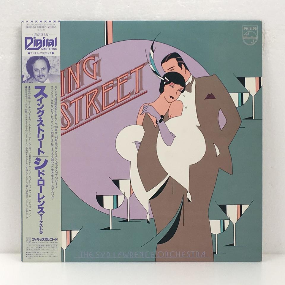 SWING STREET/THE SYD LAWRENCE ORCHESTRA SYD LAWRENCE 画像