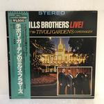 THE MILLS BROTHERS LIVE!-RECORDED AT THE TIVOLI GARDENS IN COPENHAGEN