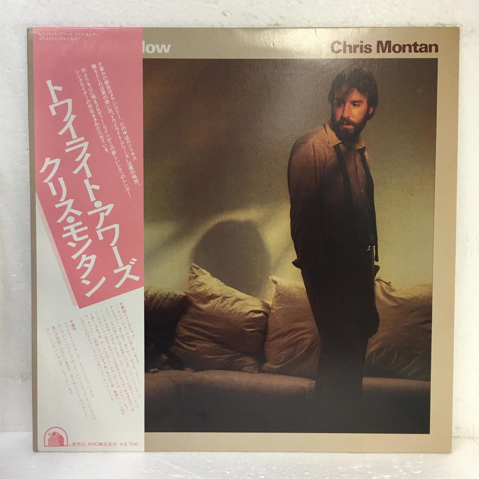 ANY MINUTE NOW/CHRIS MONTAN CHRIS MONTAN 画像