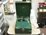 model 102 Portable Gramophone