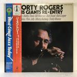 SHORTY ROGERS & HIS GIANTS RE-ENTRY