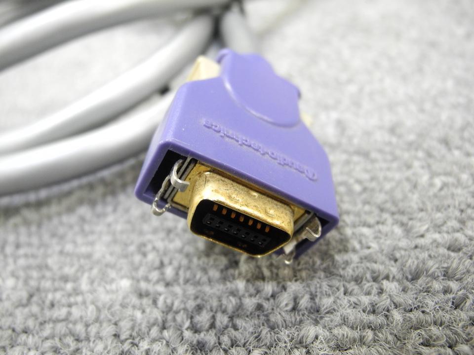 AT-DV37V/1.3m audio-technica 画像