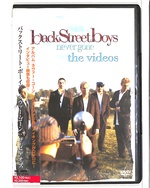 NEVER GONE THE VIDEOS/BACK STREET BOYS