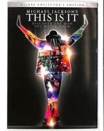 THIS IS IT DELUXE COLLECTORS EDITION/MICHAEL JACKSON