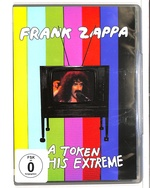 A TOKEN OF HIS EXTREME/FRANK ZAPPA