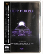 DEEP PURPLE IN CONCERT WITH THE LONDON SYMPHONY ORCHESTRA