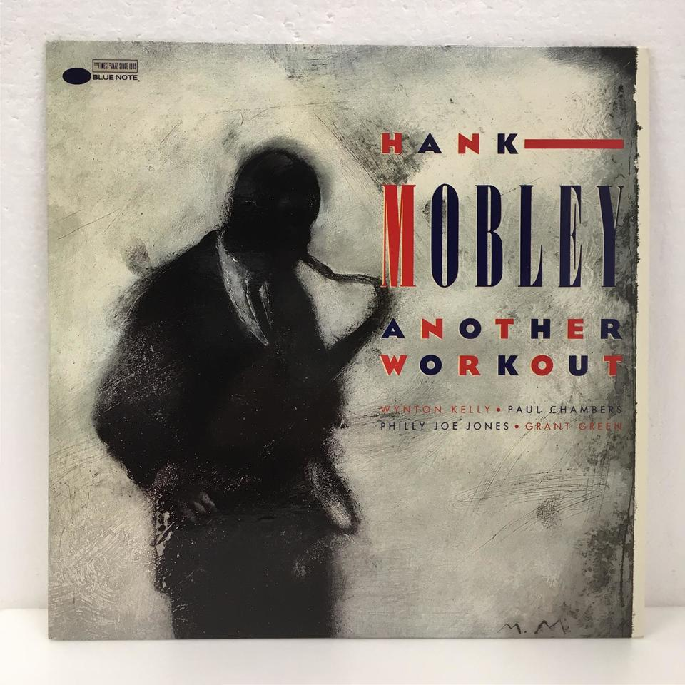 ANOTHER WORK OUT/HANK MOBLEY HANK MOBLEY 画像