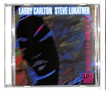 NO SUBSTITUTIONS LIVE IN OSAKA/LARRY CARLTON STEVE LUKATHER