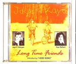 LONG TIME FRIENDS/JAYE P. MORGAN & KAYE BALLARD