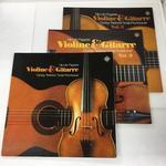 パガニーニ:ヴァイオリンとギター(3枚セット)