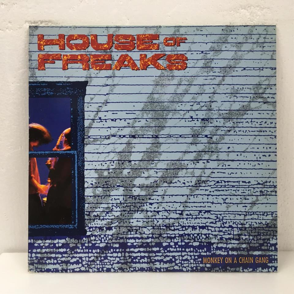 MONEY ON A CHAIN GANG/HOUSE OF FREAKS HOUSE OF FREAKS 画像