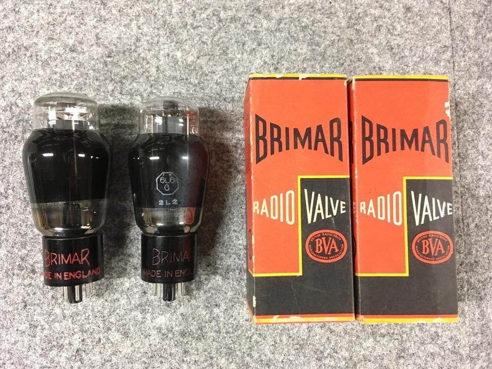 6L6G BRIMAR 画像