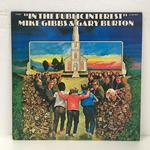 IN THE PUBLIC INTEREST/MIKE GIBBS & GARY BURTON