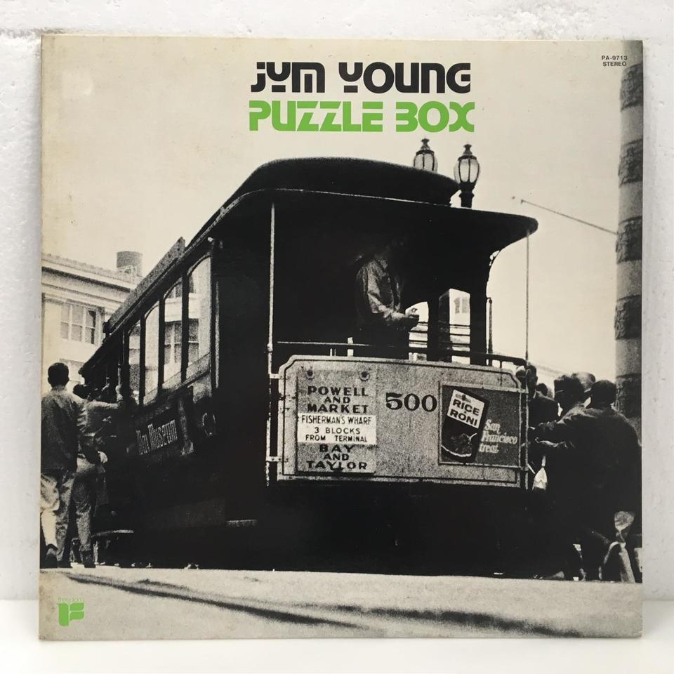 PUZZEL BOX/JYM YOUNG JYM YOUNG 画像