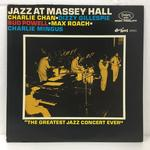 JAZZ AT MASSEY HALL/CHARLIE PARKER