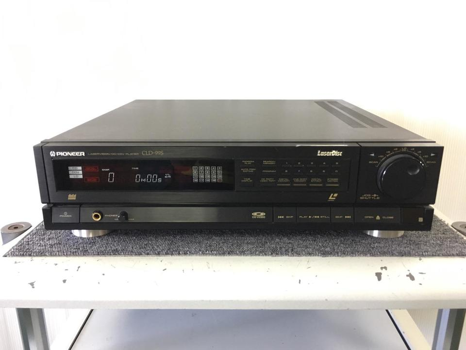 CLD-99S PIONEER 画像