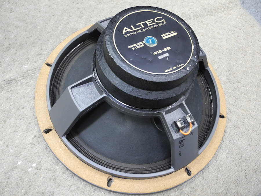 416-8B ALTEC 画像