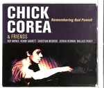 REMEMBERING BUD POWELL/CHICK COREA