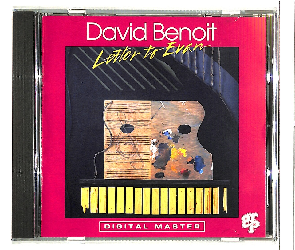 LETTER TO EVAN/DAVID BENOIT DAVID BENOIT 画像