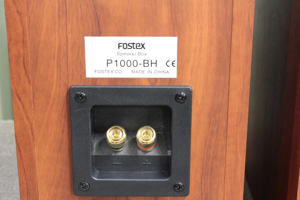 P-1000BH FOSTEX 画像