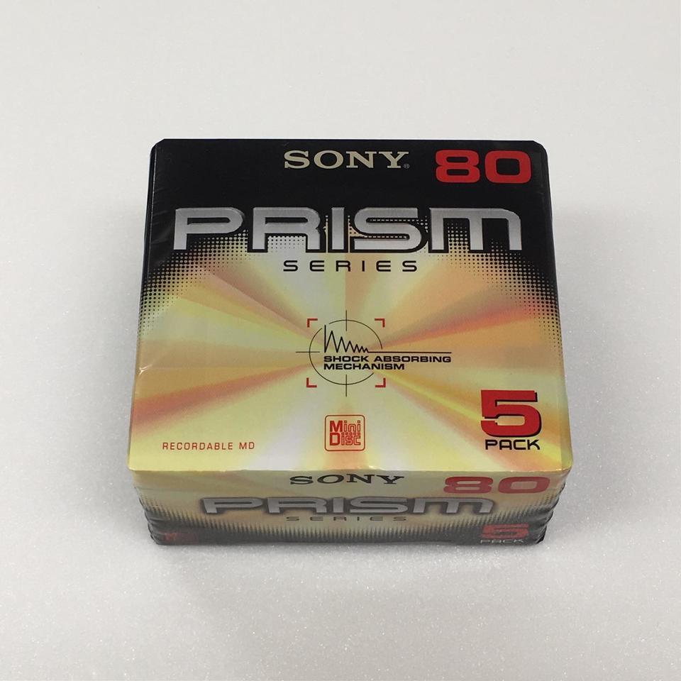 【未開封】PRISM 80(5パック)  画像
