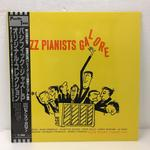 JAZZ PIANIST GALORE!