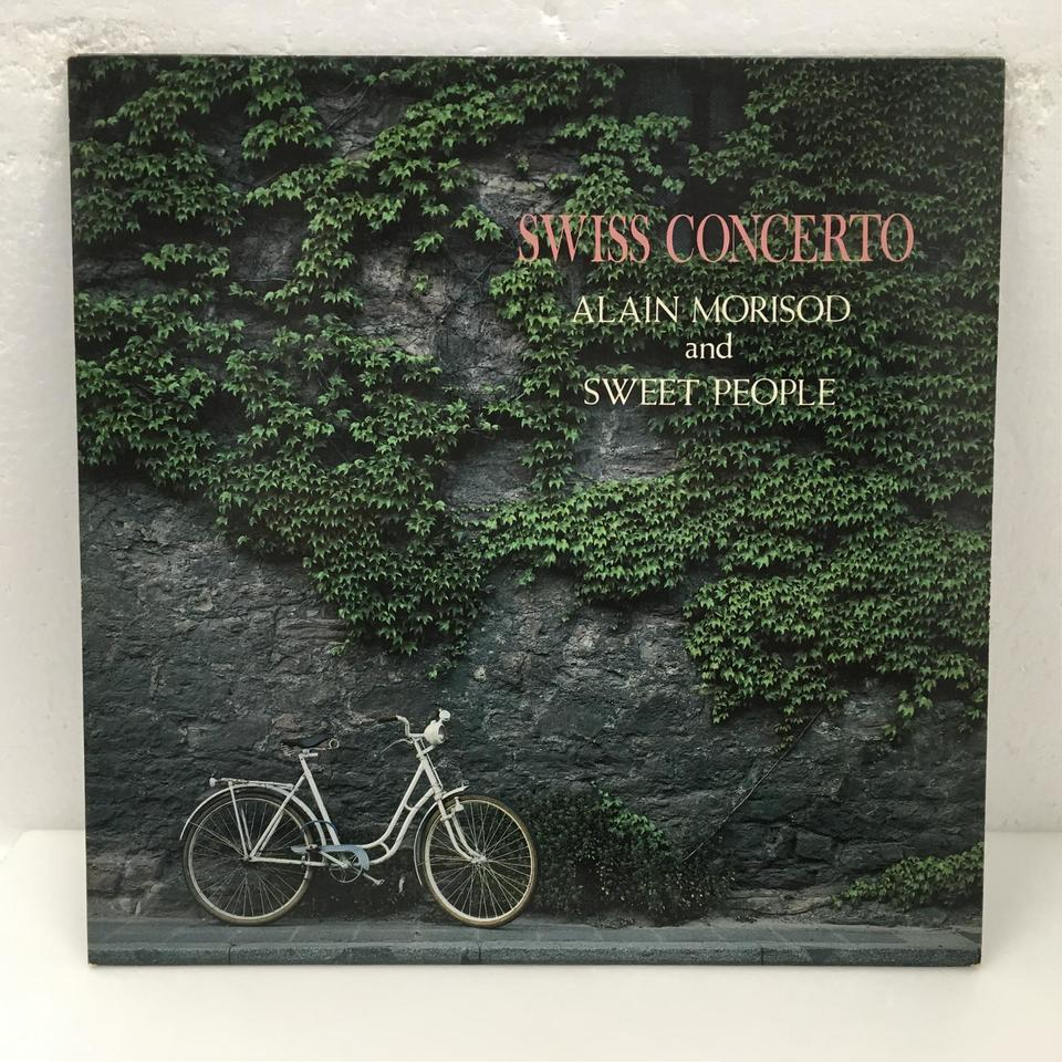 SWISS CONCERTO/ALAN MORISOD AND SWEET PEOPLE ALAN MORISOD AND SWEET PEOPLE 画像