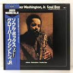 SOUL BOX VOL.1/GROVER WASHINGTON,JR.
