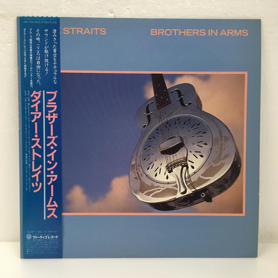 BROTHERS IN ARMS/DIRE STRAITS DIRE STRAITS 画像